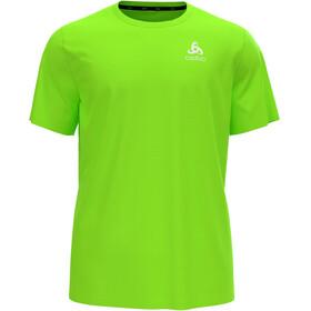 Odlo BL Millennium Linencoo Crew Neck T-shirt Heren, matte green melange